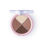 Четырехцветные тени PRETTY QUARTET EYE SHADOW ✿ Flormar ✿ 100% Оригинал