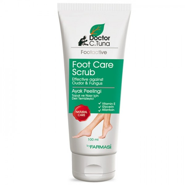 Скраб для ног Foot Care Scrub Doctor C.Tuna ✿ Фармаси Косметик ✿ 100% Оригинал
